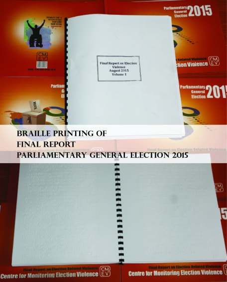 PGE 2015 report with Braille